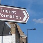 Way to the Tourist Information Centre, Downham Market
