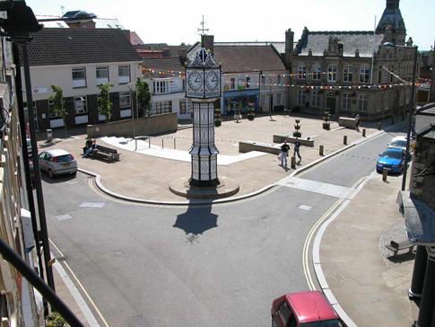 Downham Market Town Square