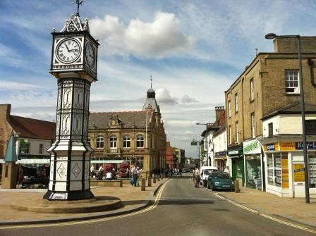 Downham Market is one of the best towns to live in the UK