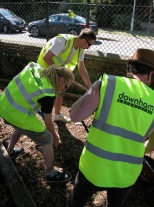 Downham Volunteers at Downham Market Youth Centre