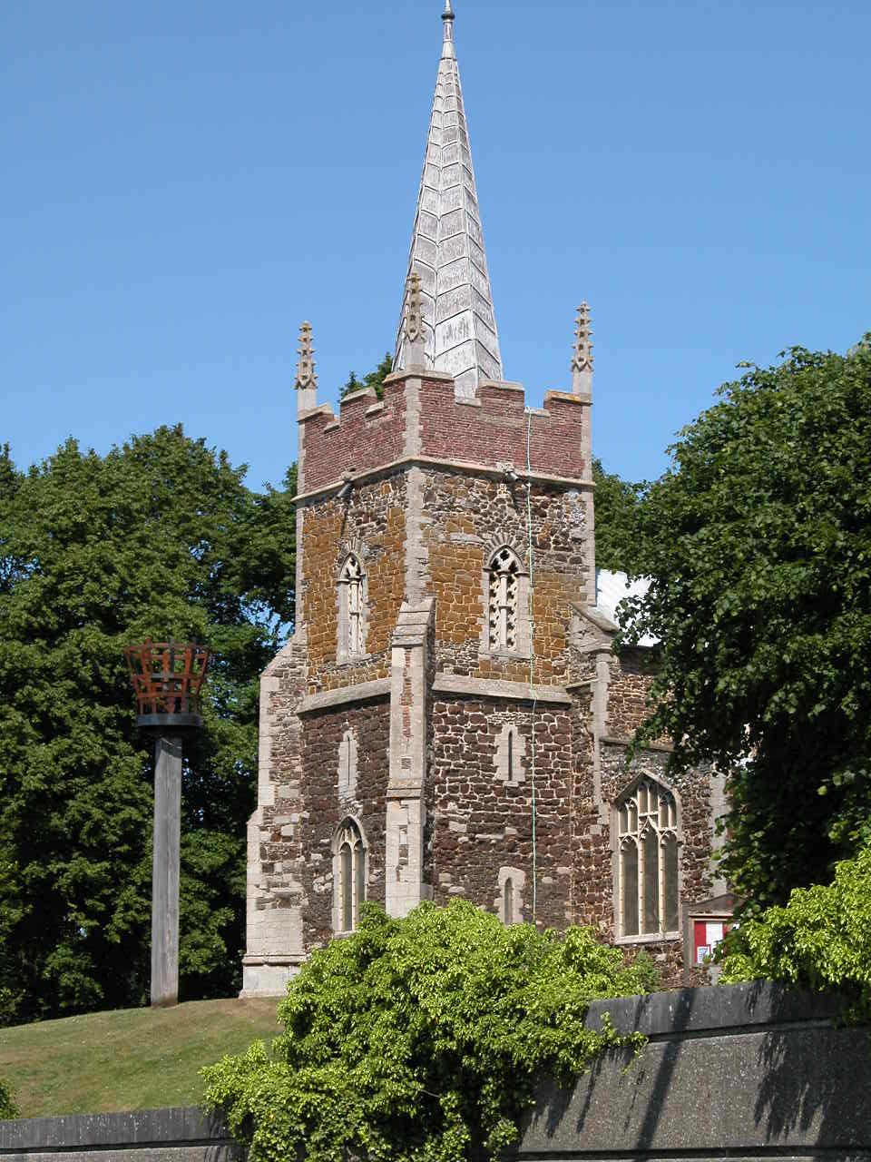 St edmund's Church Heritage Open Day