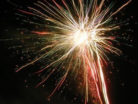 Fireworks Downham Market